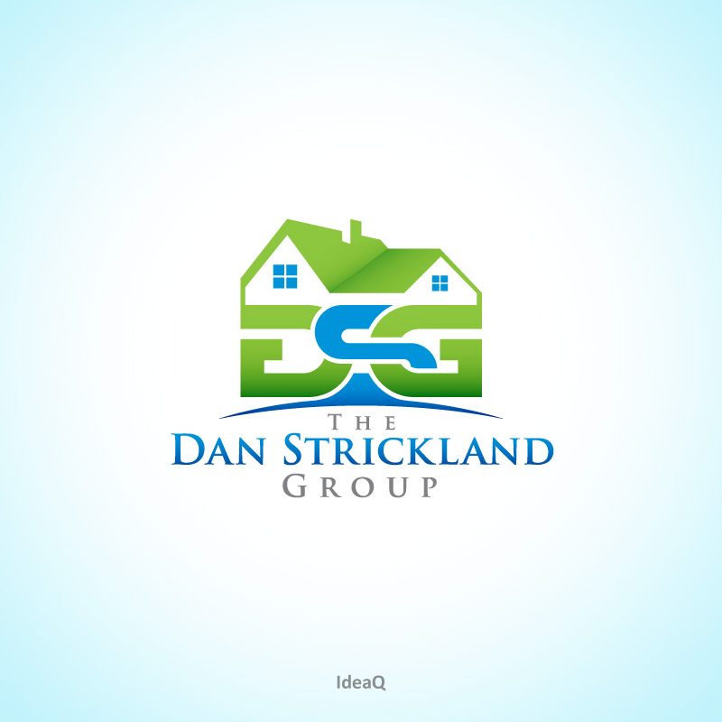 Logo Design by Private User - Entry No. 148 in the Logo Design Contest Creative Logo Design for The Dan Strickland Group.
