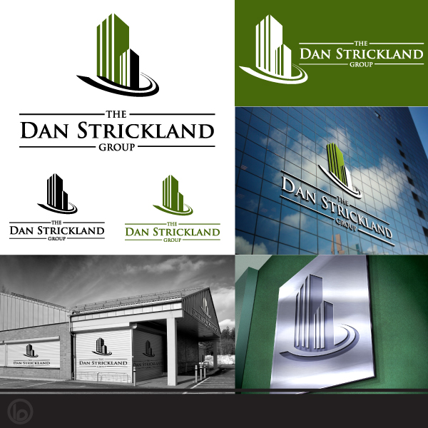 Logo Design by lumerb - Entry No. 149 in the Logo Design Contest Creative Logo Design for The Dan Strickland Group.