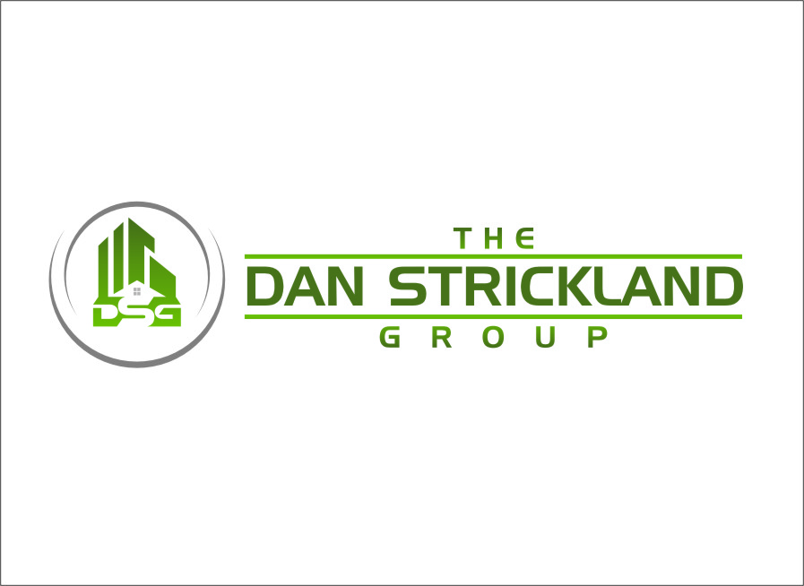 Logo Design by RasYa Muhammad Athaya - Entry No. 150 in the Logo Design Contest Creative Logo Design for The Dan Strickland Group.