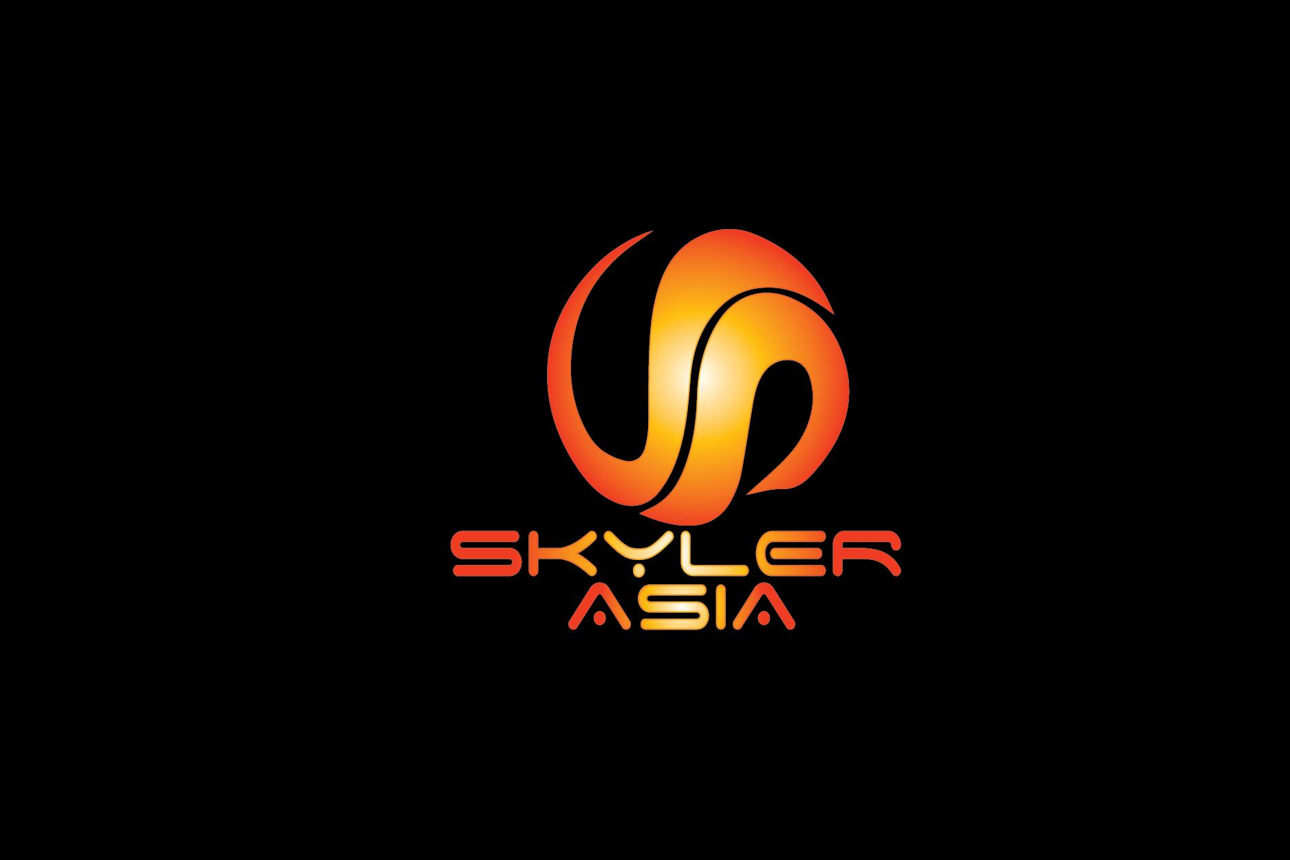 Logo Design by Private User - Entry No. 223 in the Logo Design Contest Artistic Logo Design for Skyler.Asia.