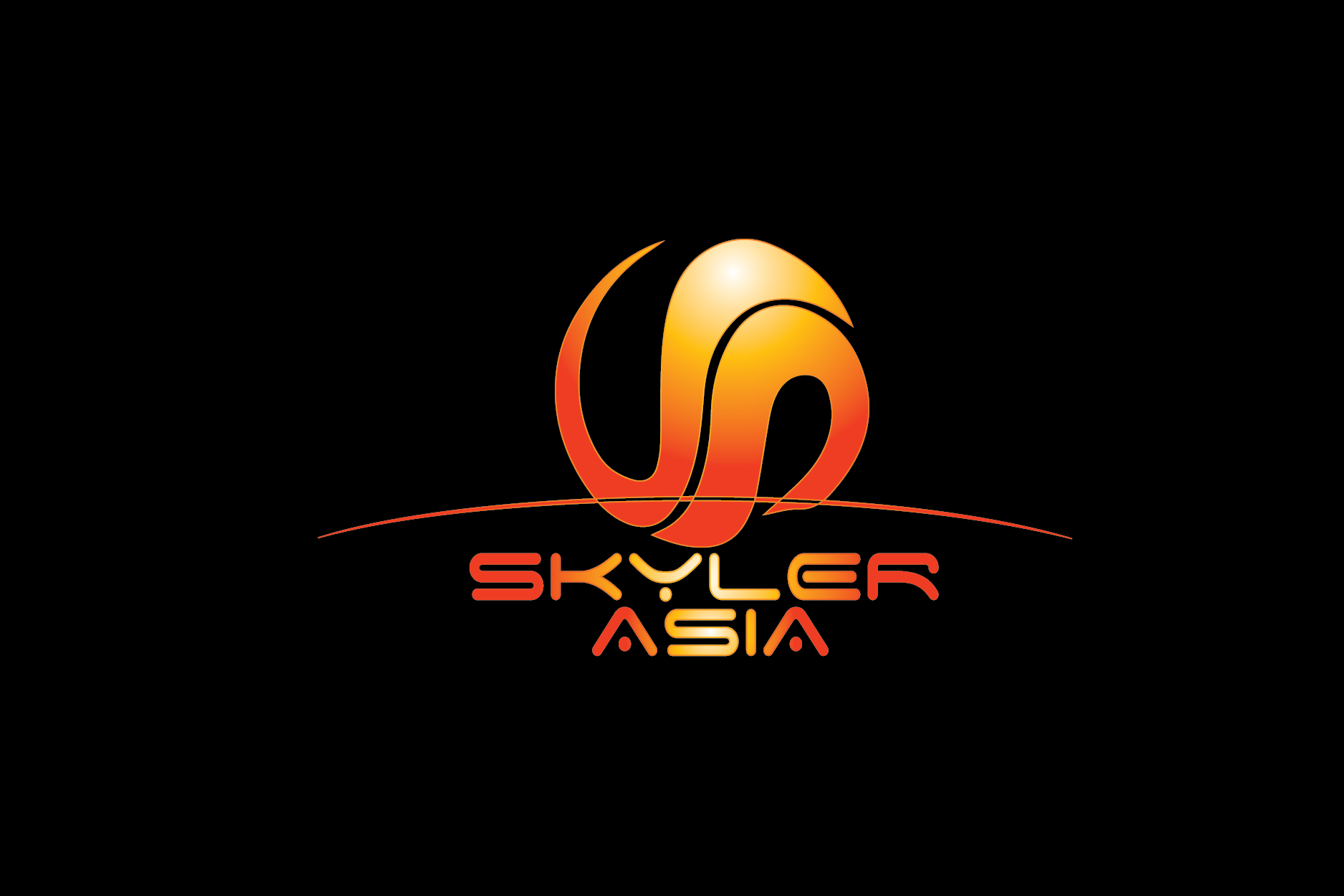 Logo Design by Private User - Entry No. 224 in the Logo Design Contest Artistic Logo Design for Skyler.Asia.