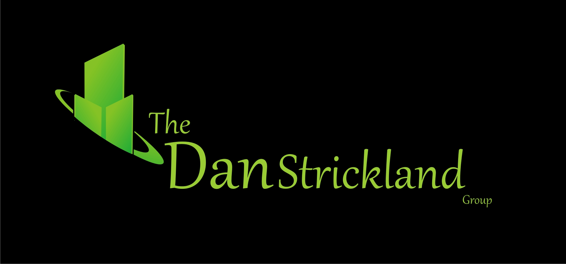 Logo Design by Choirul Jcd - Entry No. 154 in the Logo Design Contest Creative Logo Design for The Dan Strickland Group.