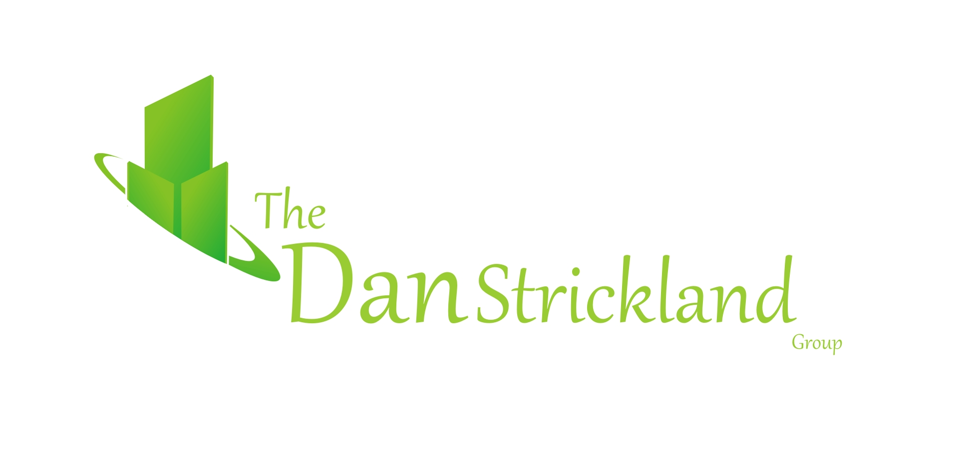 Logo Design by Choirul Jcd - Entry No. 155 in the Logo Design Contest Creative Logo Design for The Dan Strickland Group.