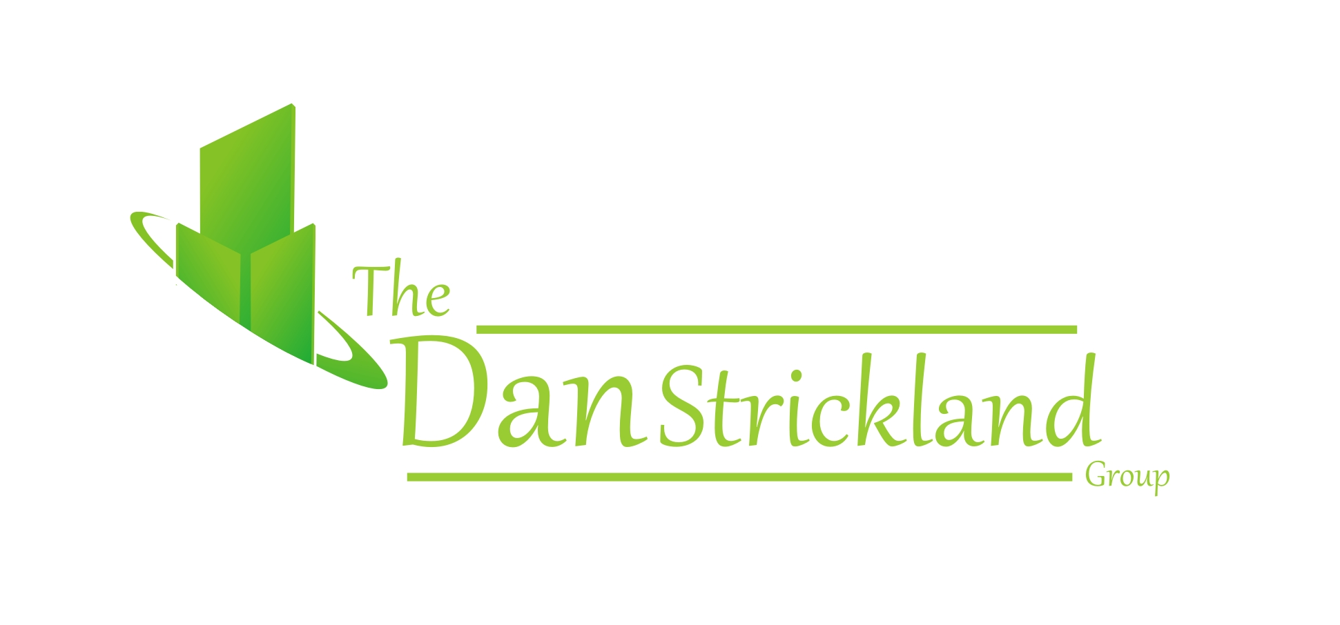 Logo Design by Choirul Jcd - Entry No. 156 in the Logo Design Contest Creative Logo Design for The Dan Strickland Group.