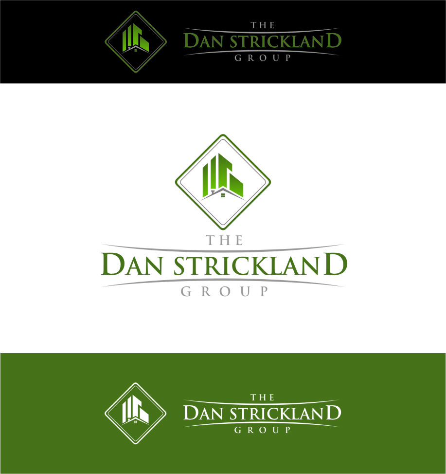 Logo Design by RasYa Muhammad Athaya - Entry No. 159 in the Logo Design Contest Creative Logo Design for The Dan Strickland Group.