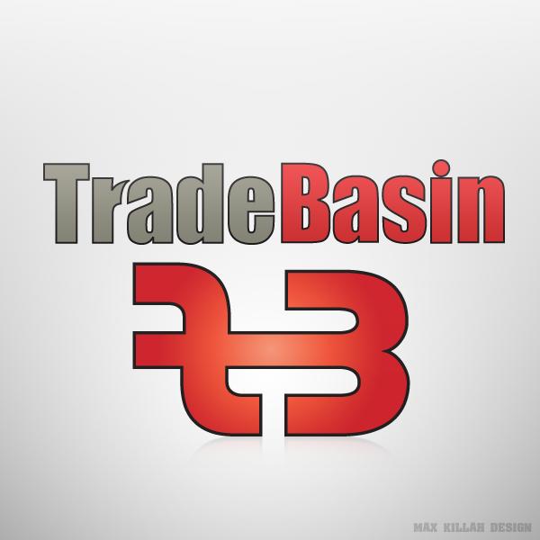 Logo Design by Max-Killah - Entry No. 101 in the Logo Design Contest TradeBasin.