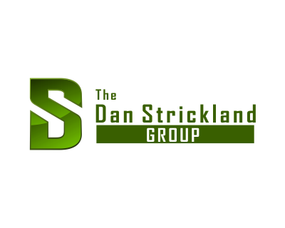 Logo Design by Rudy - Entry No. 162 in the Logo Design Contest Creative Logo Design for The Dan Strickland Group.