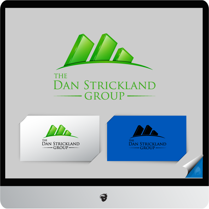 Logo Design by zesthar - Entry No. 165 in the Logo Design Contest Creative Logo Design for The Dan Strickland Group.