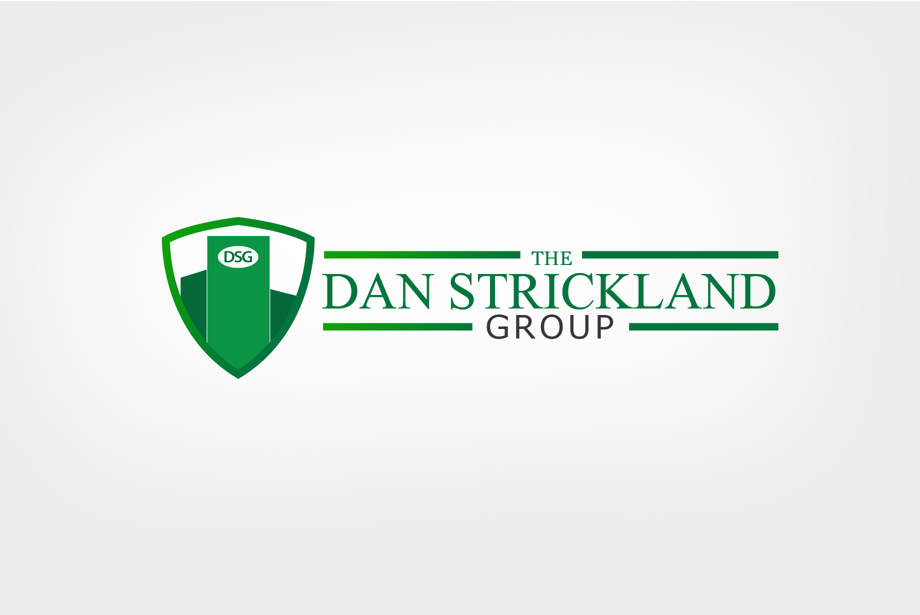 Logo Design by Jan Chua - Entry No. 167 in the Logo Design Contest Creative Logo Design for The Dan Strickland Group.