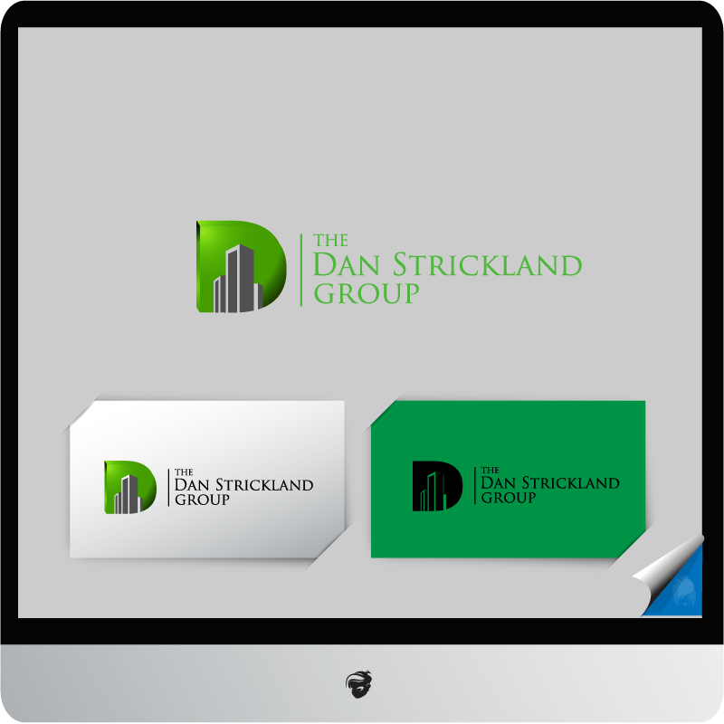 Logo Design by zesthar - Entry No. 169 in the Logo Design Contest Creative Logo Design for The Dan Strickland Group.