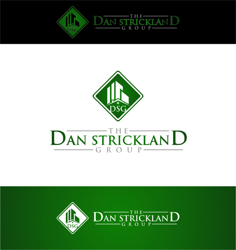 Logo Design by RasYa Muhammad Athaya - Entry No. 172 in the Logo Design Contest Creative Logo Design for The Dan Strickland Group.