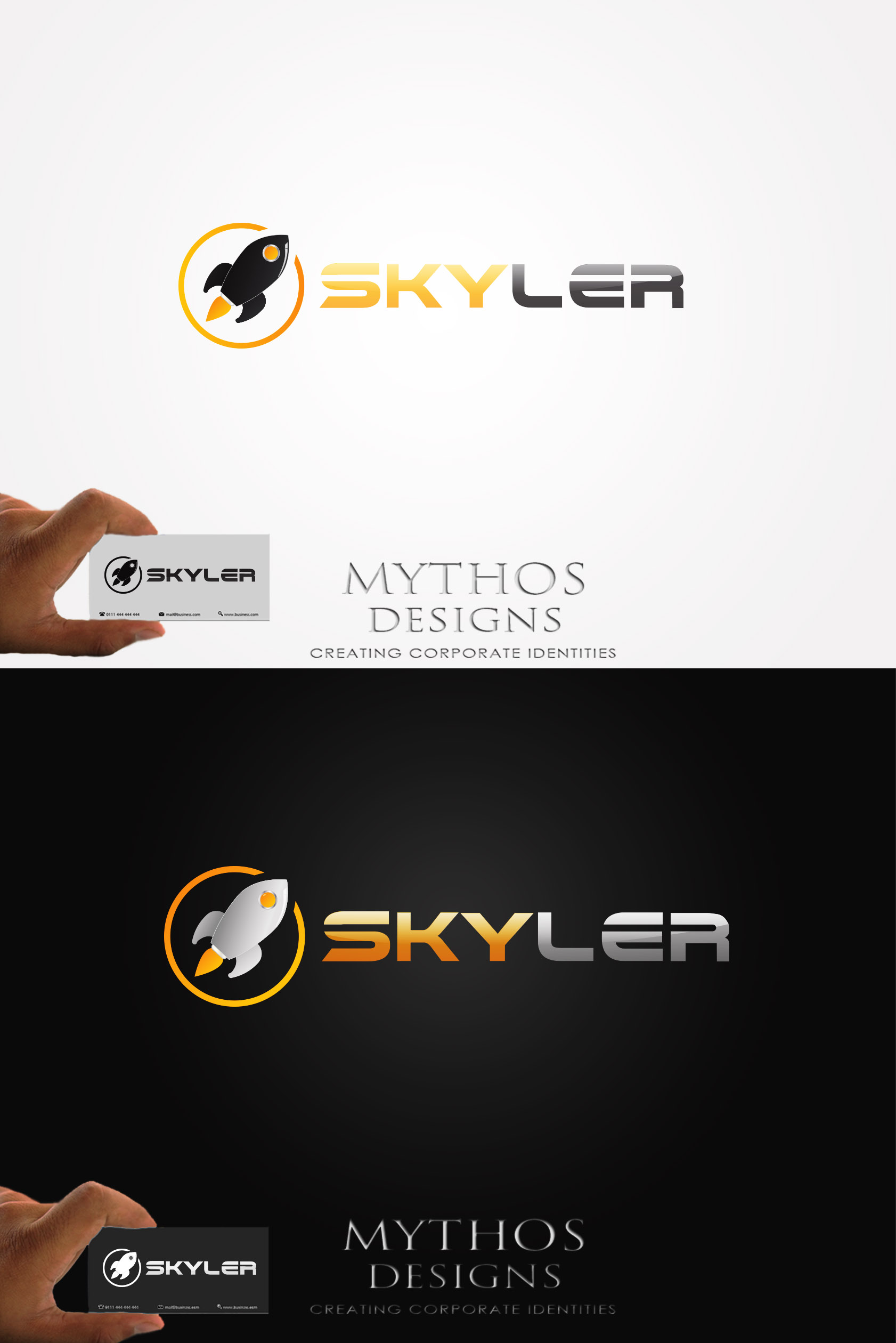 Logo Design by Mythos Designs - Entry No. 239 in the Logo Design Contest Artistic Logo Design for Skyler.Asia.