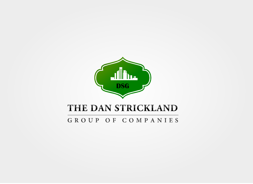 Logo Design by Tathastu Sharma - Entry No. 173 in the Logo Design Contest Creative Logo Design for The Dan Strickland Group.