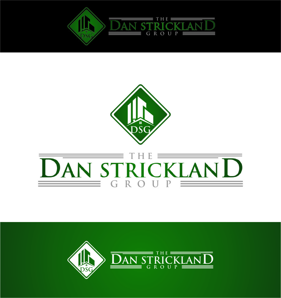 Logo Design by Ngepet_art - Entry No. 174 in the Logo Design Contest Creative Logo Design for The Dan Strickland Group.