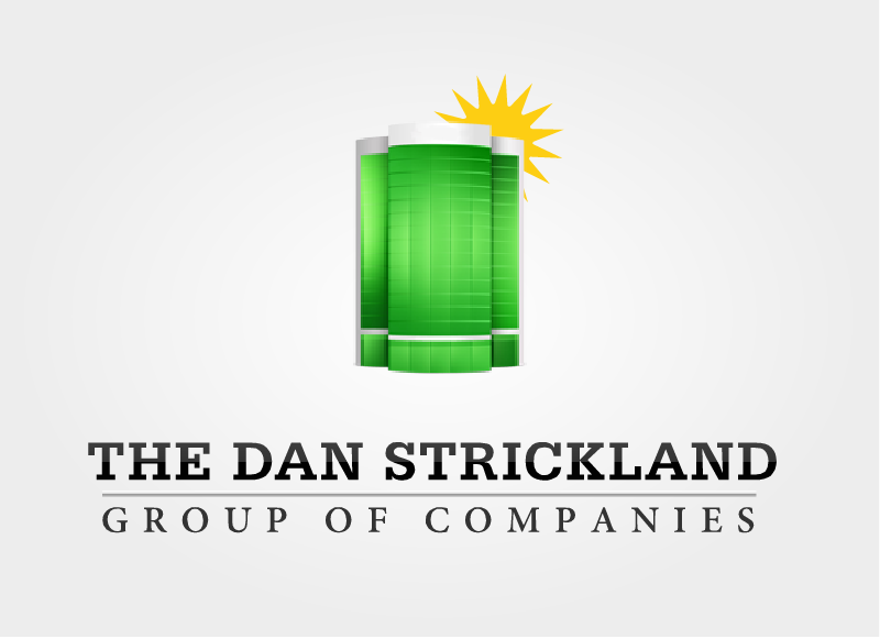 Logo Design by Tathastu Sharma - Entry No. 176 in the Logo Design Contest Creative Logo Design for The Dan Strickland Group.