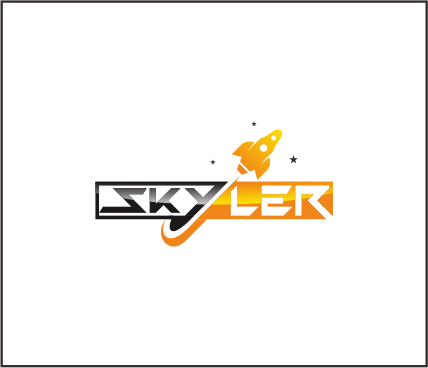 Logo Design by Armada Jamaluddin - Entry No. 248 in the Logo Design Contest Artistic Logo Design for Skyler.Asia.