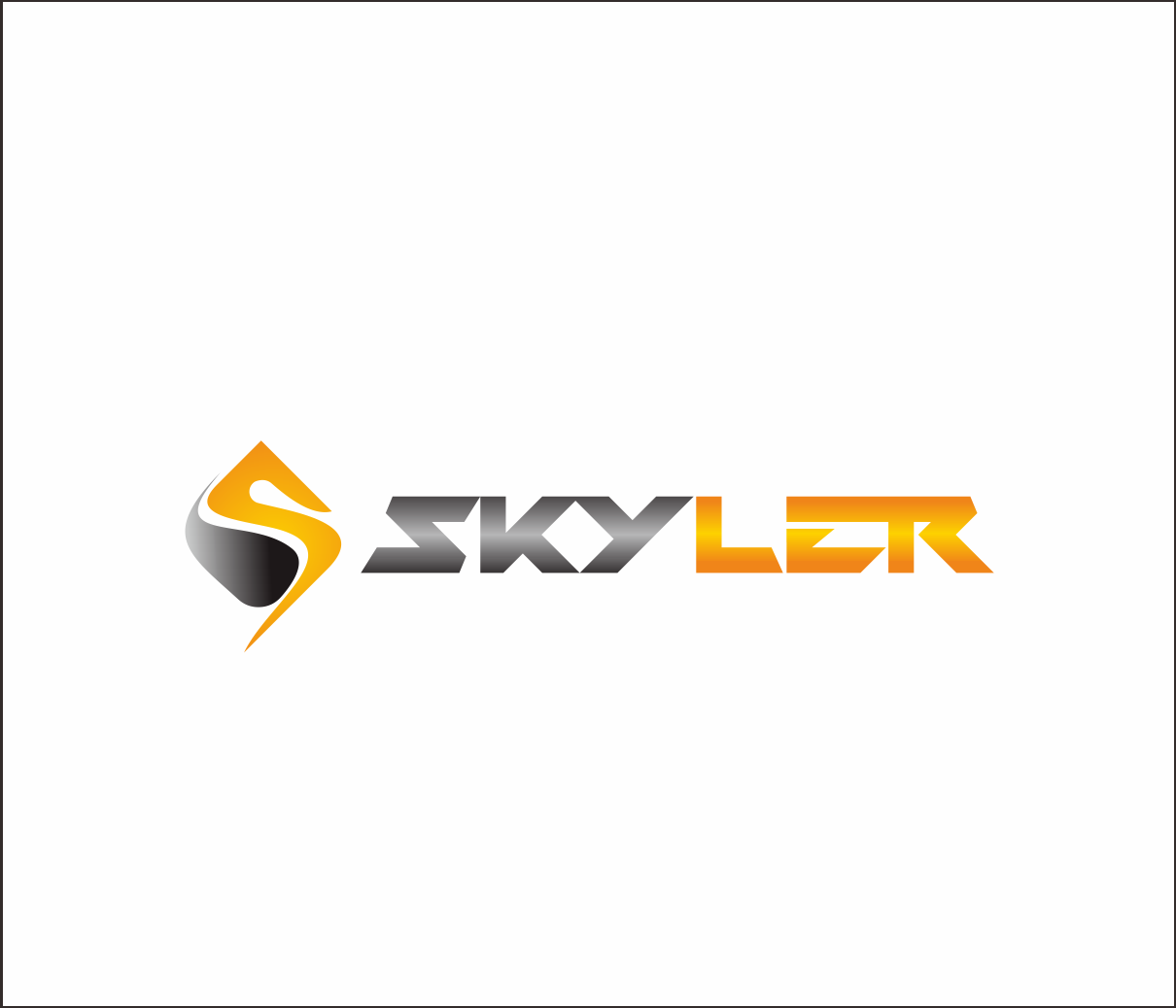 Logo Design by Armada Jamaluddin - Entry No. 250 in the Logo Design Contest Artistic Logo Design for Skyler.Asia.