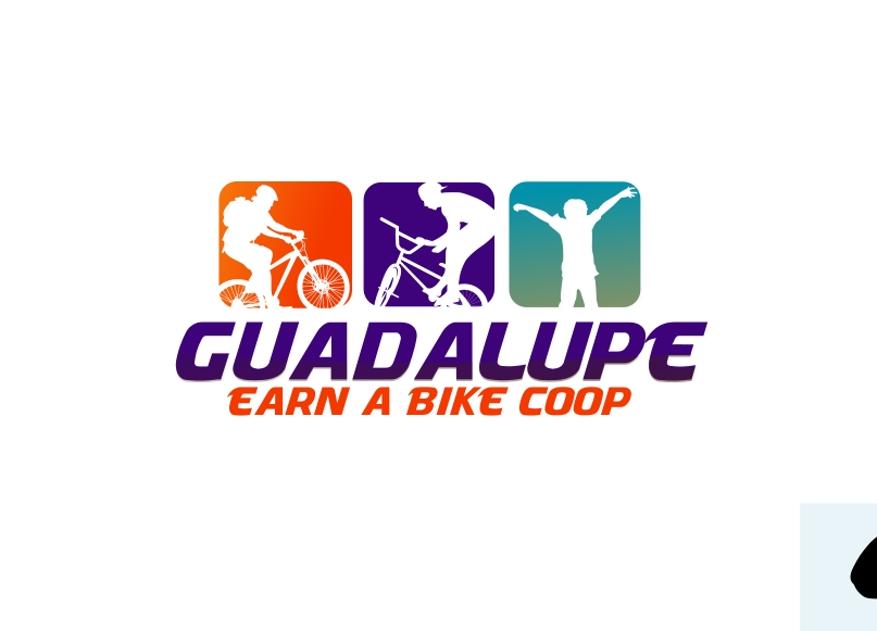 Logo Design by Private User - Entry No. 25 in the Logo Design Contest Inspiring Logo Design for Guadalupe Earn a Bike Coop..