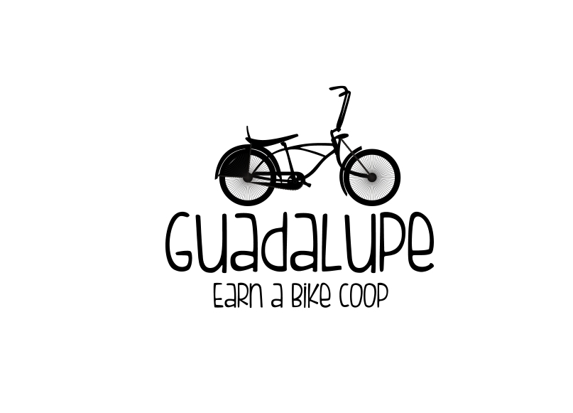 Logo Design by Private User - Entry No. 26 in the Logo Design Contest Inspiring Logo Design for Guadalupe Earn a Bike Coop..