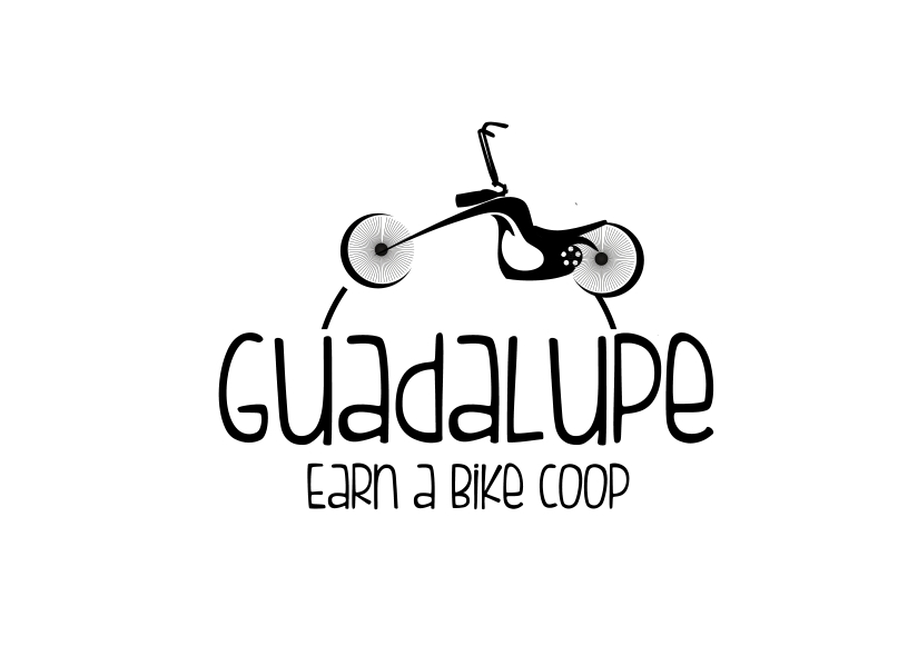 Logo Design by Private User - Entry No. 27 in the Logo Design Contest Inspiring Logo Design for Guadalupe Earn a Bike Coop..