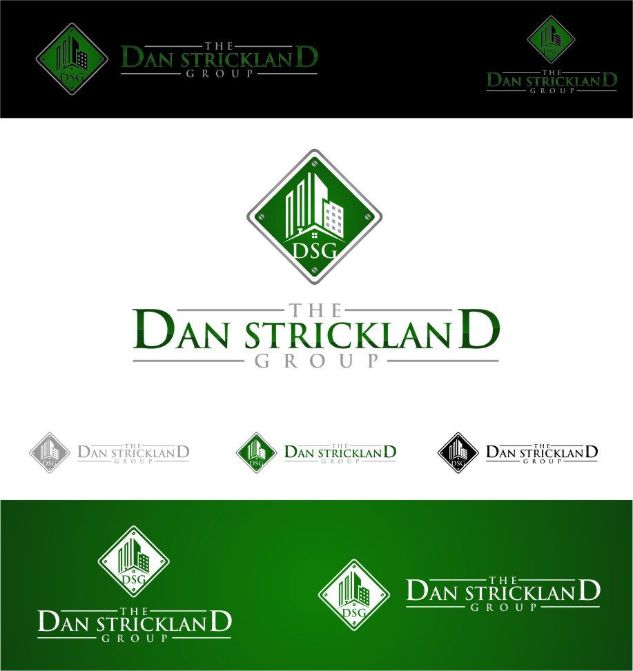 Logo Design by Ngepet_art - Entry No. 181 in the Logo Design Contest Creative Logo Design for The Dan Strickland Group.