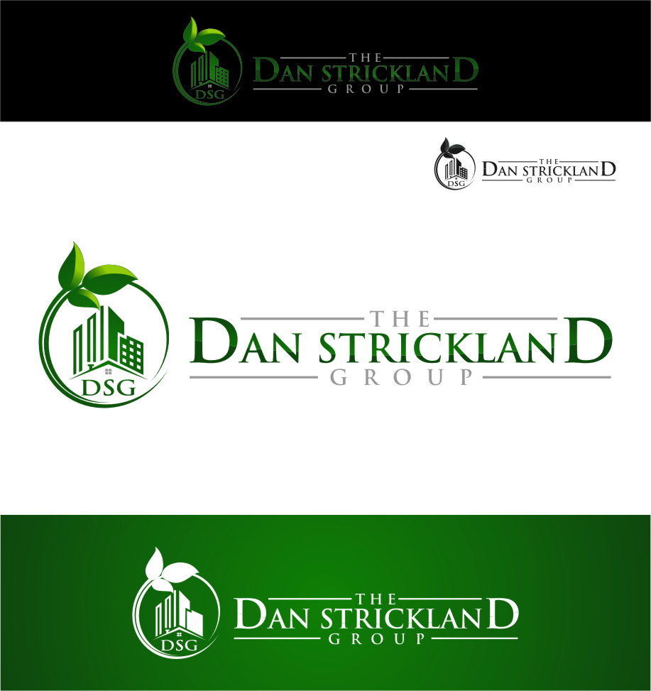 Logo Design by RasYa Muhammad Athaya - Entry No. 184 in the Logo Design Contest Creative Logo Design for The Dan Strickland Group.