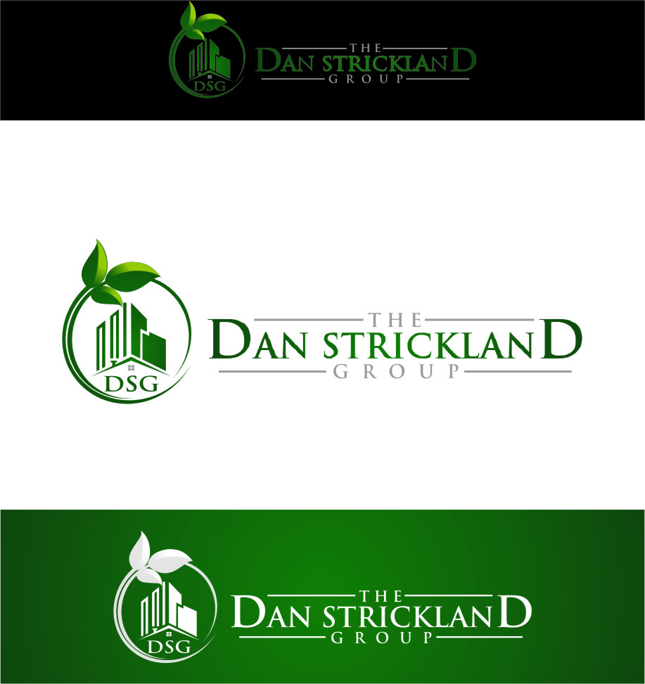 Logo Design by RasYa Muhammad Athaya - Entry No. 185 in the Logo Design Contest Creative Logo Design for The Dan Strickland Group.