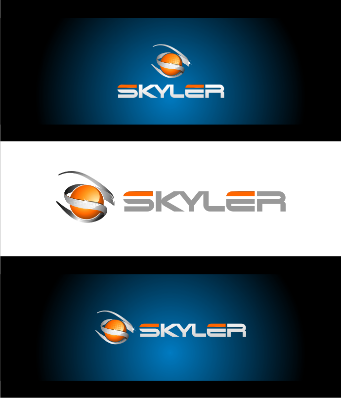 Logo Design by graphicleaf - Entry No. 254 in the Logo Design Contest Artistic Logo Design for Skyler.Asia.