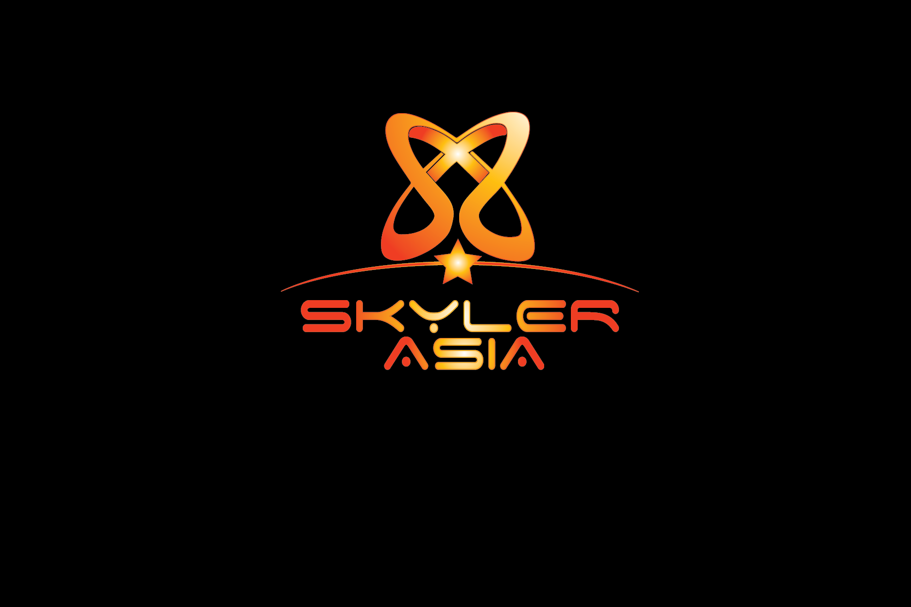 Logo Design by Private User - Entry No. 255 in the Logo Design Contest Artistic Logo Design for Skyler.Asia.