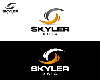 Logo Design by Private User - Entry No. 257 in the Logo Design Contest Artistic Logo Design for Skyler.Asia.