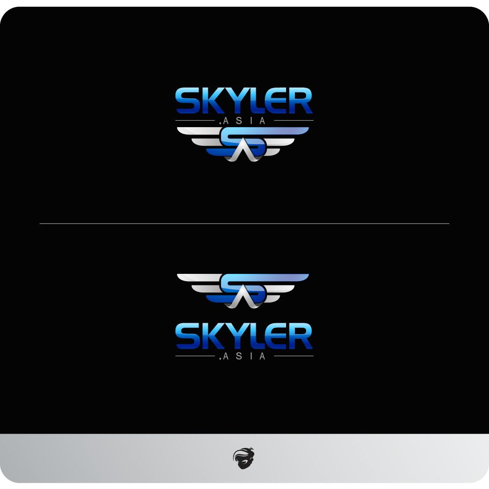 Logo Design by zesthar - Entry No. 264 in the Logo Design Contest Artistic Logo Design for Skyler.Asia.