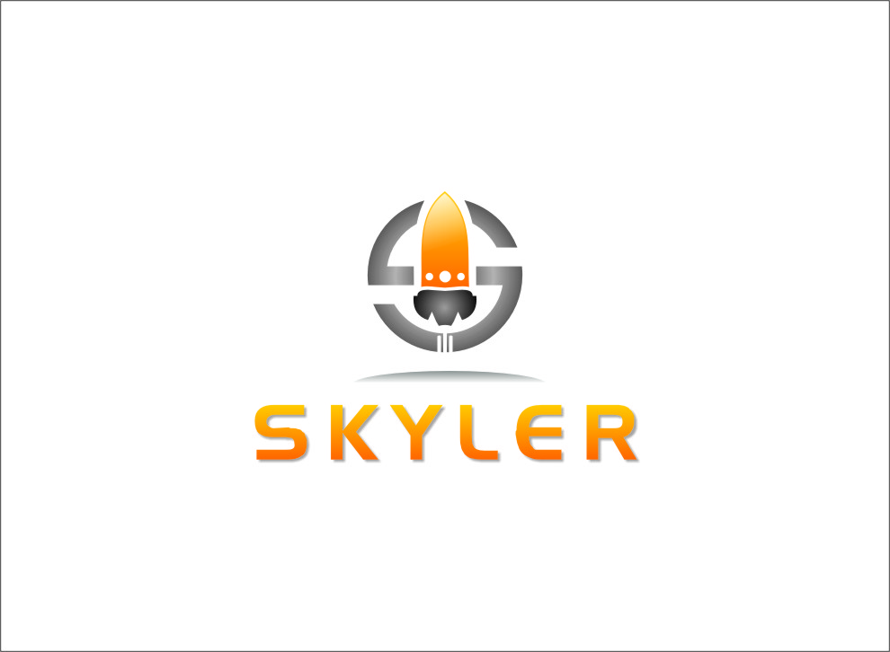 Logo Design by RasYa Muhammad Athaya - Entry No. 270 in the Logo Design Contest Artistic Logo Design for Skyler.Asia.