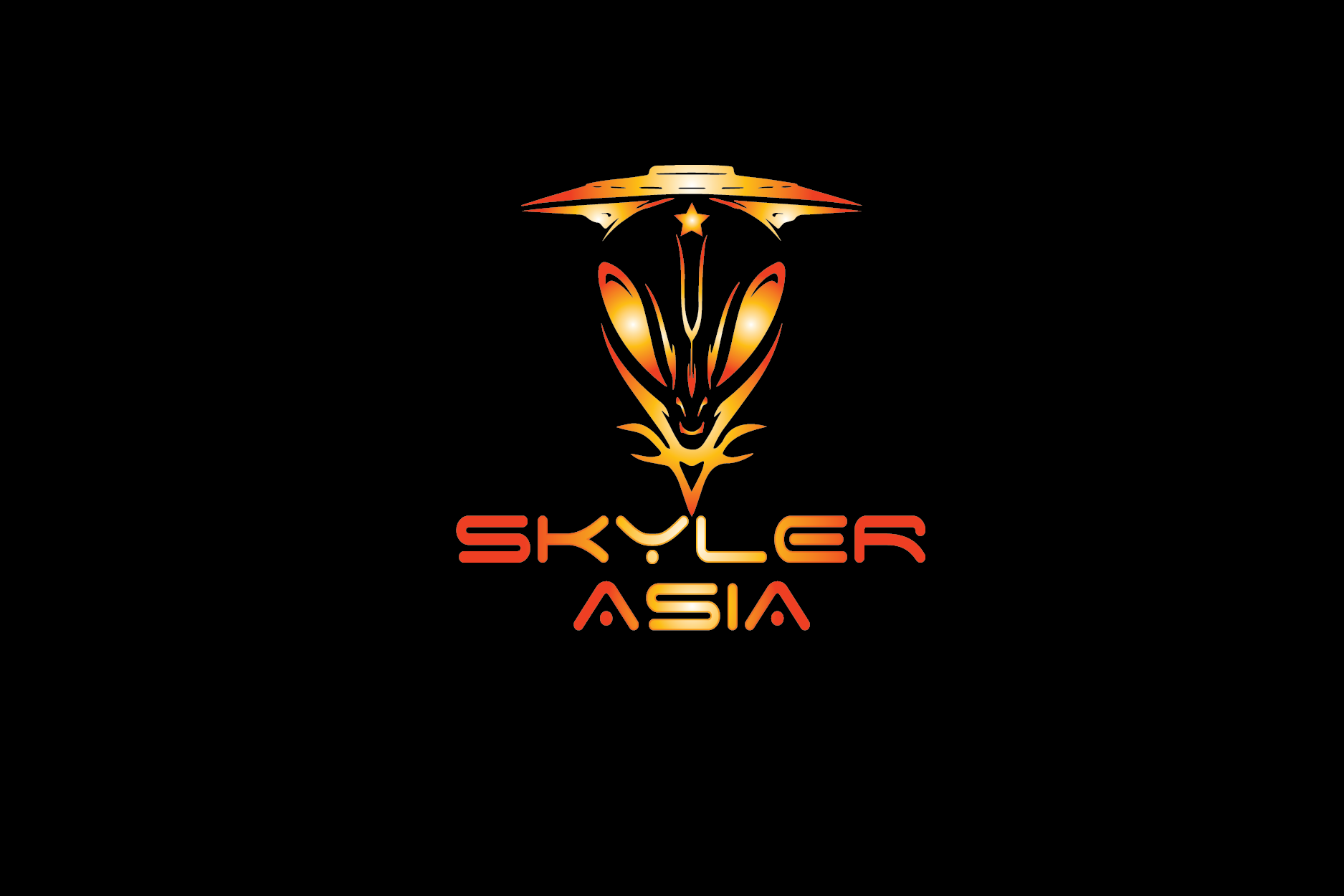 Logo Design by Private User - Entry No. 271 in the Logo Design Contest Artistic Logo Design for Skyler.Asia.