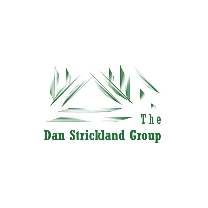 Logo Design by Adrian Bud - Entry No. 197 in the Logo Design Contest Creative Logo Design for The Dan Strickland Group.