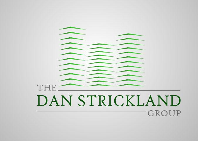 Logo Design by Boba Dizajn - Entry No. 203 in the Logo Design Contest Creative Logo Design for The Dan Strickland Group.