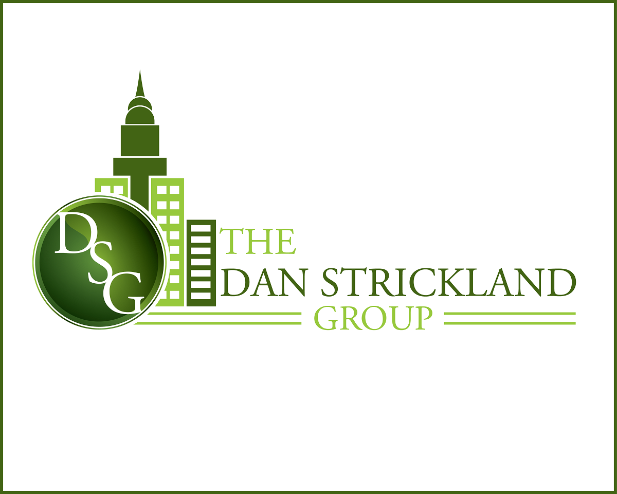 Logo Design by iwyn - Entry No. 207 in the Logo Design Contest Creative Logo Design for The Dan Strickland Group.