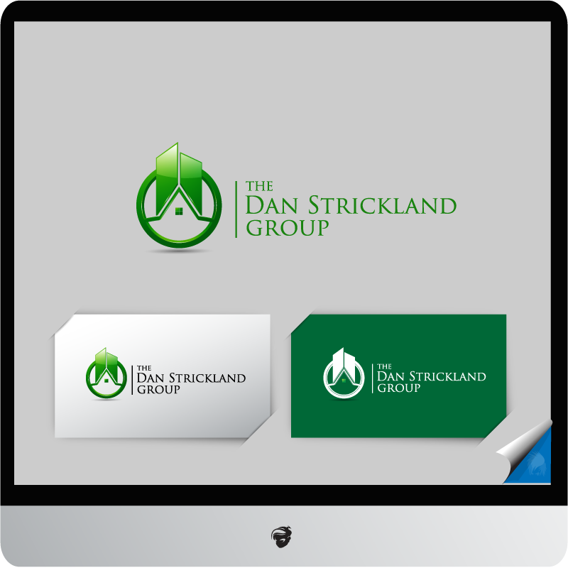 Logo Design by zesthar - Entry No. 208 in the Logo Design Contest Creative Logo Design for The Dan Strickland Group.