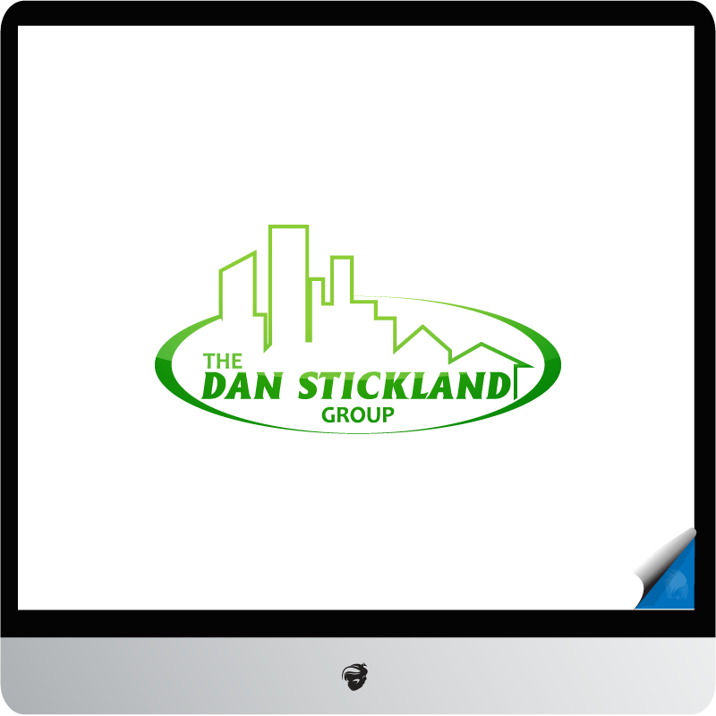 Logo Design by zesthar - Entry No. 211 in the Logo Design Contest Creative Logo Design for The Dan Strickland Group.