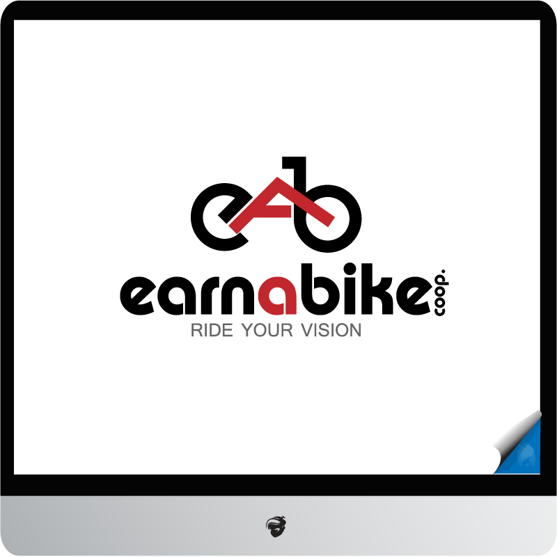 Logo Design by zesthar - Entry No. 29 in the Logo Design Contest Inspiring Logo Design for Guadalupe Earn a Bike Coop..