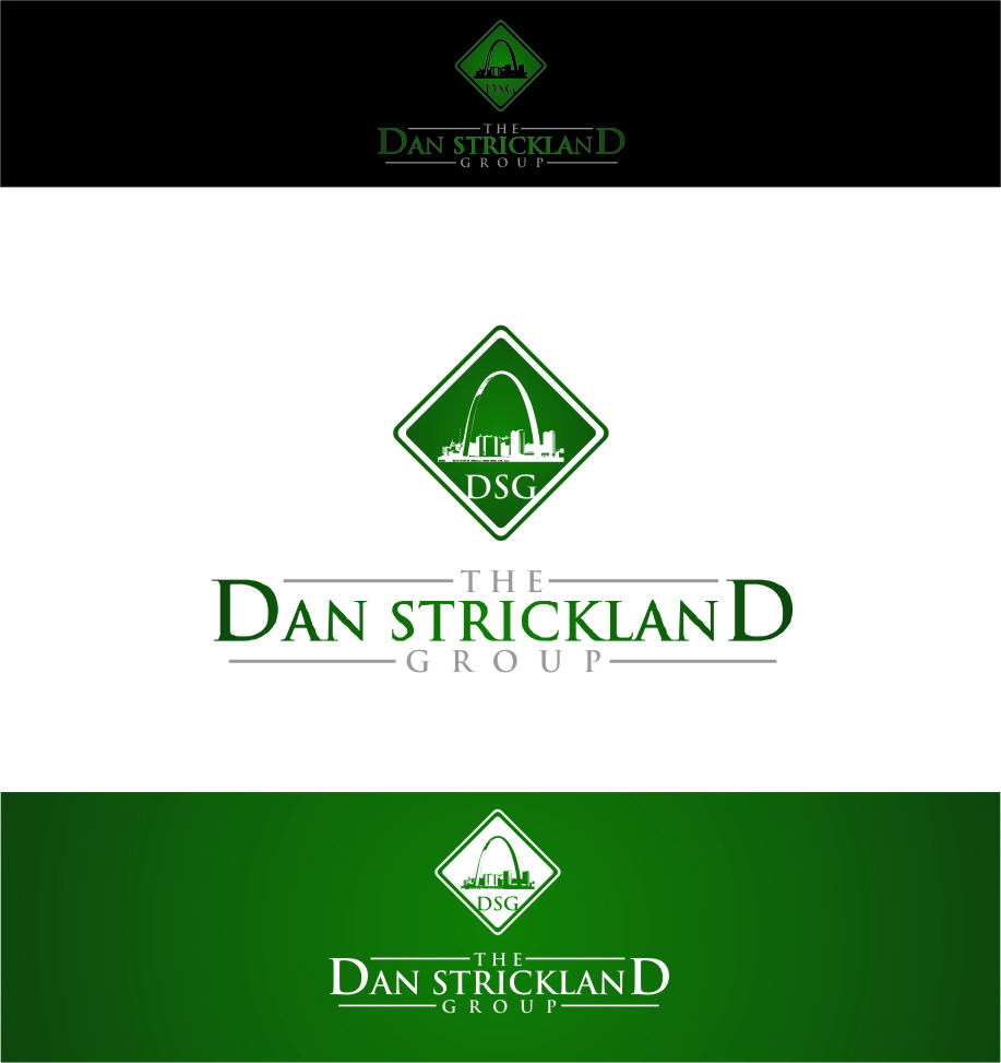 Logo Design by Ngepet_art - Entry No. 216 in the Logo Design Contest Creative Logo Design for The Dan Strickland Group.