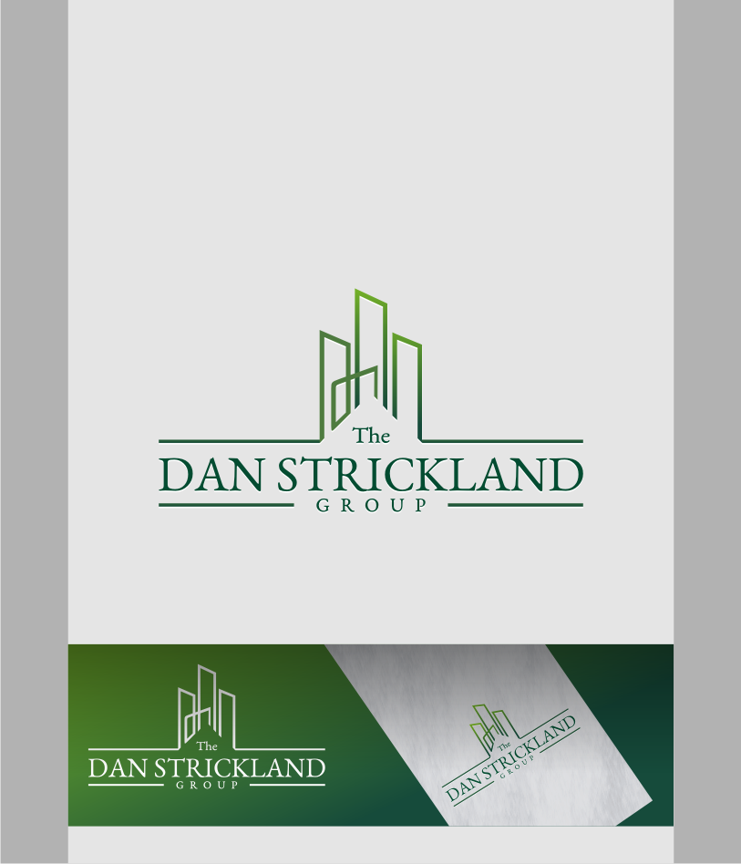 Logo Design by Muhammad Nasrul chasib - Entry No. 218 in the Logo Design Contest Creative Logo Design for The Dan Strickland Group.
