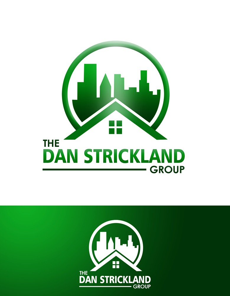 Logo Design by Respati Himawan - Entry No. 220 in the Logo Design Contest Creative Logo Design for The Dan Strickland Group.