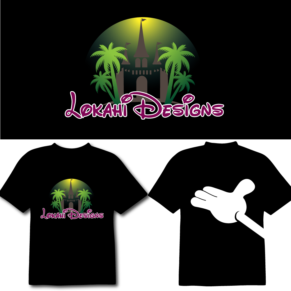 Logo Design by rockin - Entry No. 1 in the Logo Design Contest Unique Logo Design Wanted for LOKAHI DESIGNS.