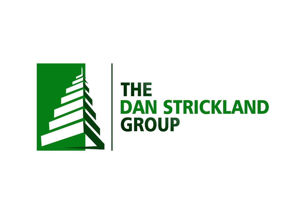 Logo Design by Respati Himawan - Entry No. 221 in the Logo Design Contest Creative Logo Design for The Dan Strickland Group.