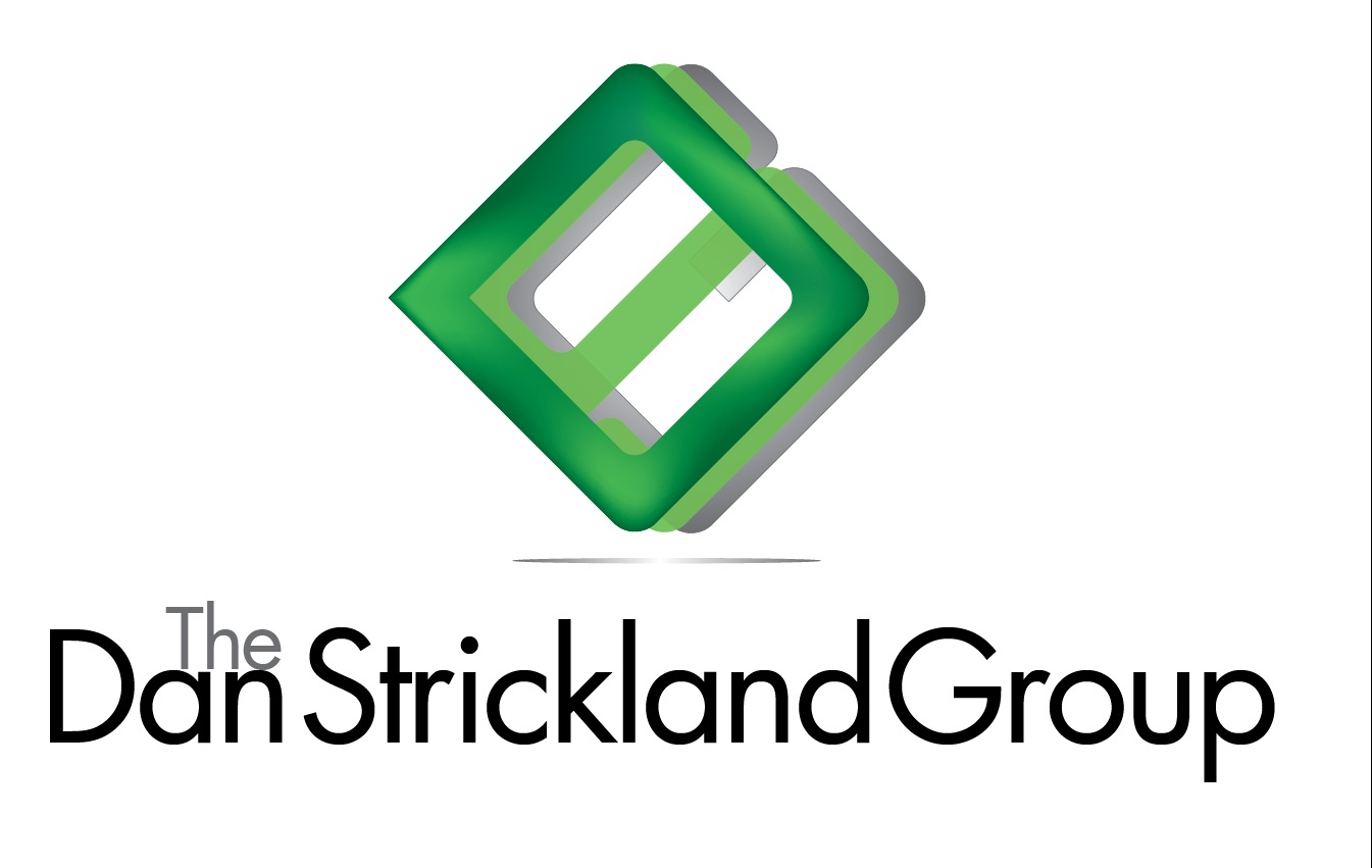 Logo Design by Waseem Haider - Entry No. 222 in the Logo Design Contest Creative Logo Design for The Dan Strickland Group.