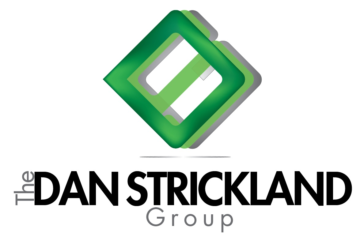 Logo Design by Waseem Haider - Entry No. 223 in the Logo Design Contest Creative Logo Design for The Dan Strickland Group.