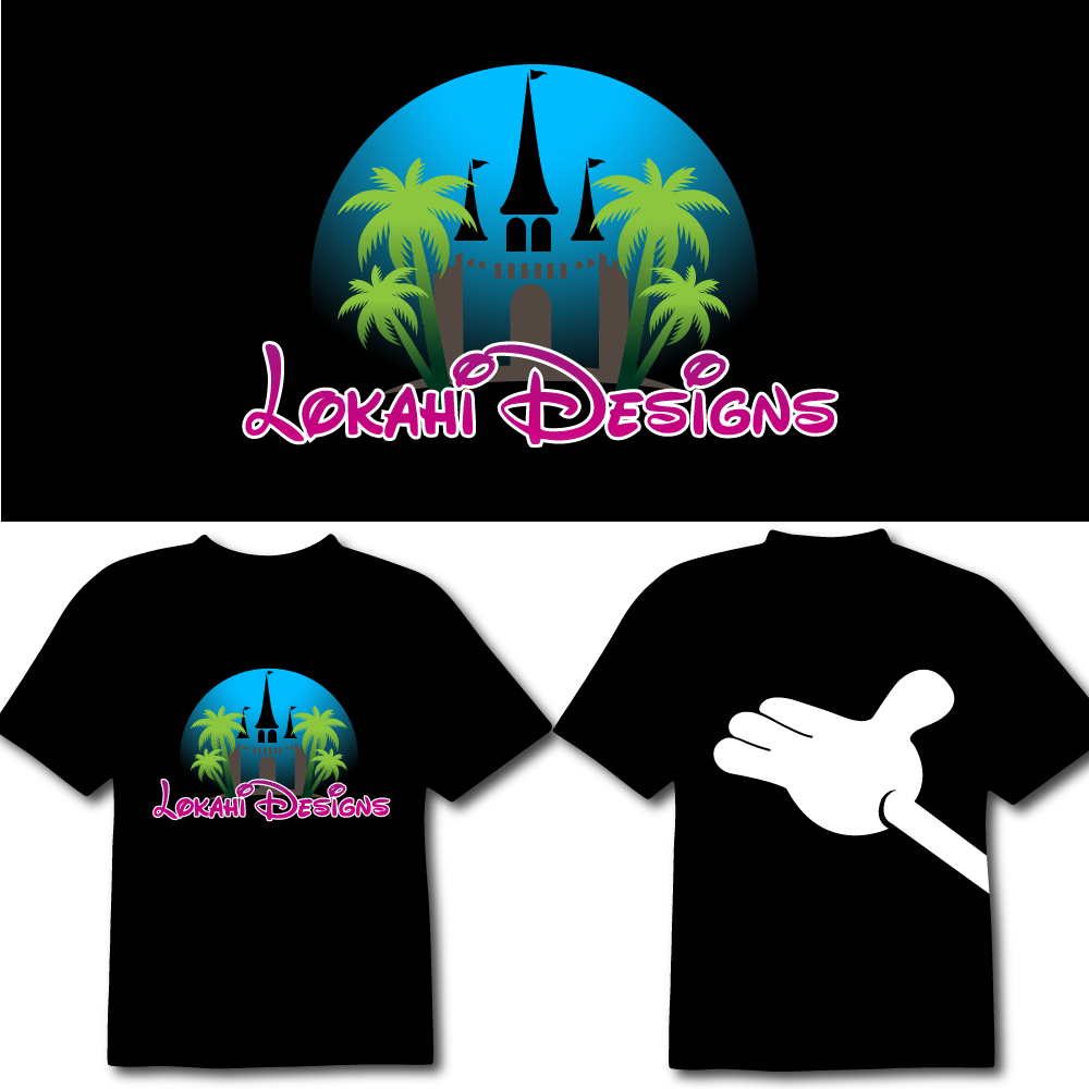 Logo Design by rockin - Entry No. 2 in the Logo Design Contest Unique Logo Design Wanted for LOKAHI DESIGNS.