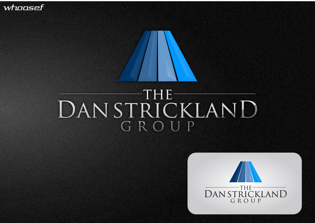 Logo Design by whoosef - Entry No. 225 in the Logo Design Contest Creative Logo Design for The Dan Strickland Group.