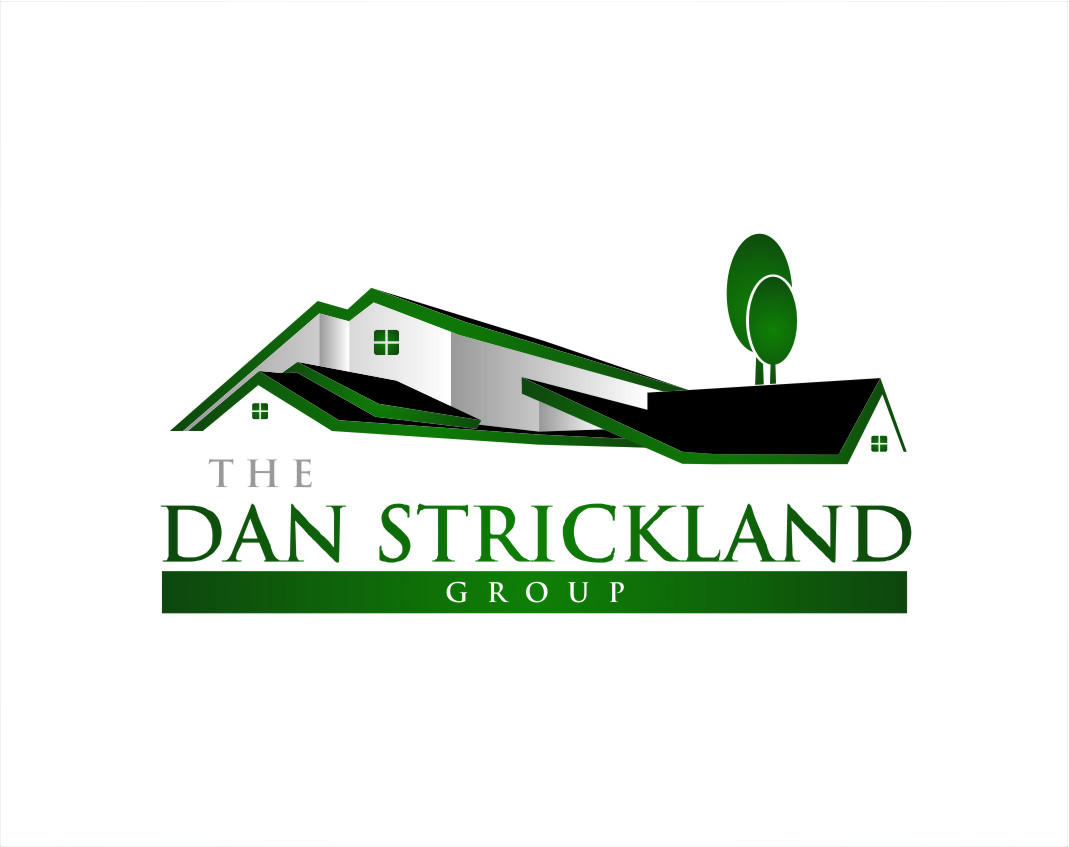 Logo Design by RasYa Muhammad Athaya - Entry No. 227 in the Logo Design Contest Creative Logo Design for The Dan Strickland Group.
