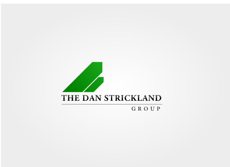 Logo Design by Tathastu Sharma - Entry No. 229 in the Logo Design Contest Creative Logo Design for The Dan Strickland Group.